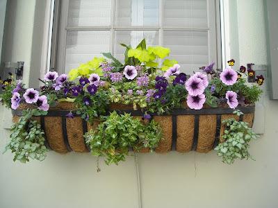 jardín en la venta
