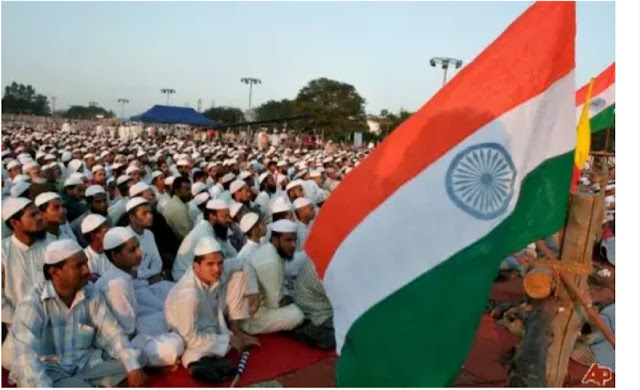 India will be the world's most Muslim population in 2050