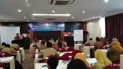 Tingkatkan Pemanfaatan Website dan Social Media, Petugas Admin OPD Pringsewu Ikuti Workshop