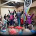 L'école d'athlétisme a participé au 1er cross de Gouesnou avec les clubs des Blés d'or !