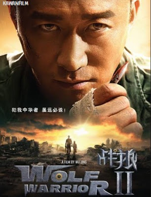 Wolf Warrior II (2017) Bluray Subtitle Indonesia