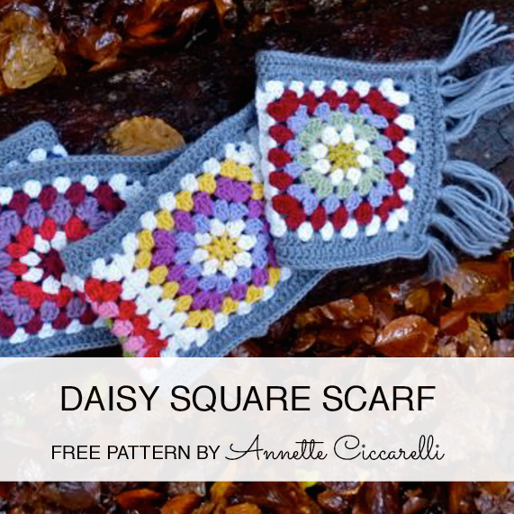 http://myrosevalley.blogspot.ch/2012/11/daisy-square-scarf-voila-with-tutorial.html