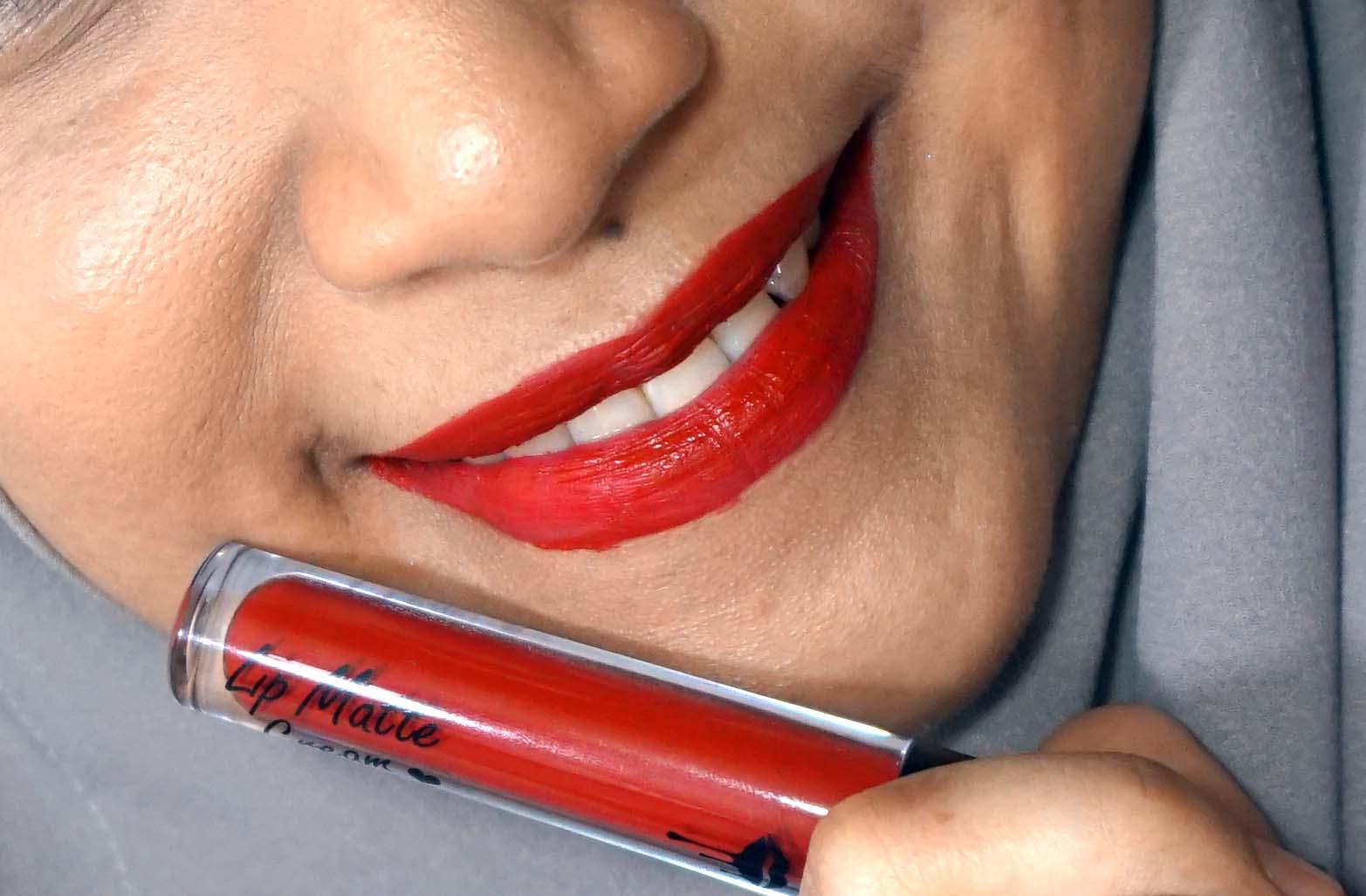 ODESSA MATTE LIP CREAM REVIEW