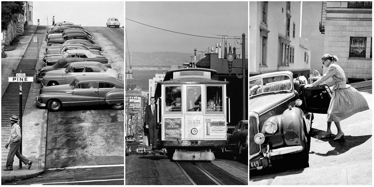 Its a town alive with history culture and a palpable sense of grandeur best captured by a man known as san franciscos brassai fred lyon