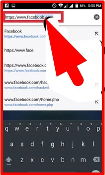 how to suggest friends on facebook mobile android