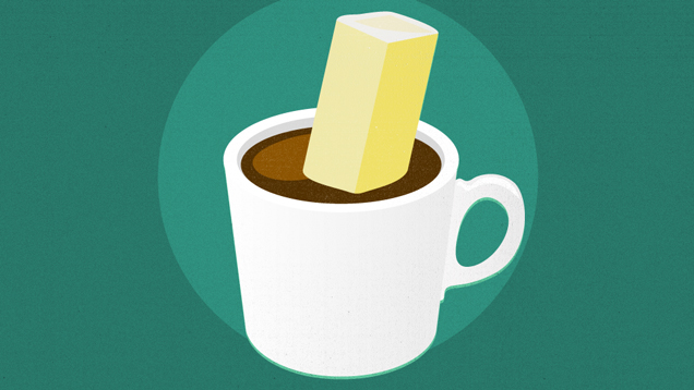 Why You Should Mix Butter In Your Coffee; The Result is Mindblowing!