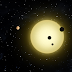 Το κοντινότερο αστέρι που ανήκει στον Ήλιο Tau Ceti φιλοξενεί 4 πλανήτες όπως η Γη!