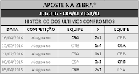 LOTECA 699 - HISTÓRICO JOGO 07