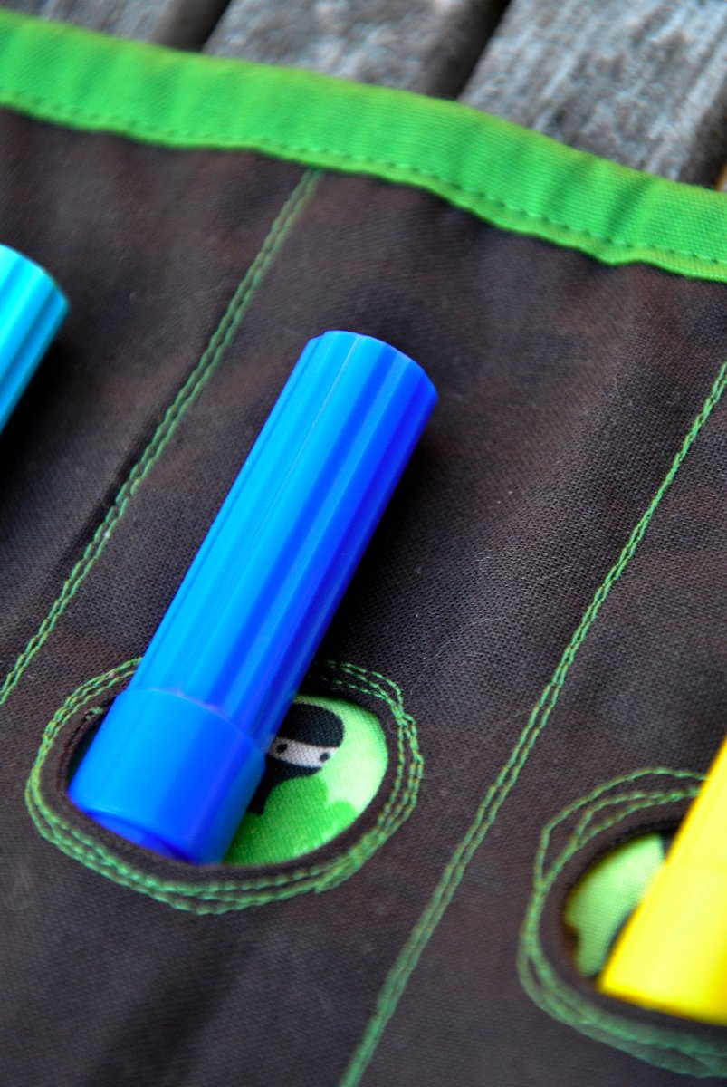 DIY: Pencil Case tutorial