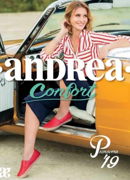 Zapatos Andrea confort Primavera 2019 : moda en calzado