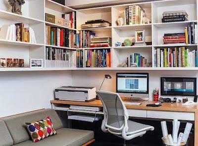 Memanfaatkan Tiap Sudut Ruangan Agar Lebih Fungsional