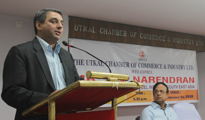 Information About T. V. Narendran Managing Director And CEO Of Tata Steel