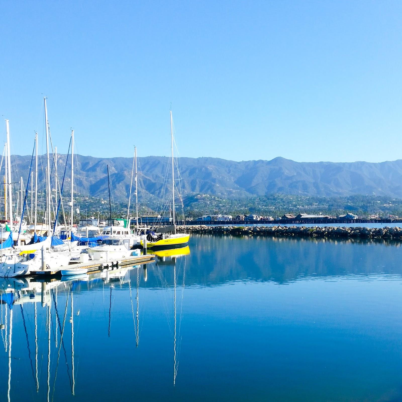 Domestic Fashionista: West Coast Amtrak To Santa Barbara
