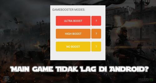 Main game tidak lag di Android