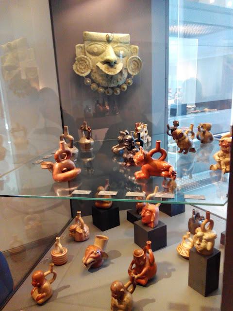 Museo Precolombino Santiago de Chile