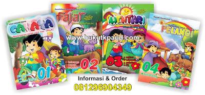 Majalah TK bulanan Ardian Jaya Mandiri