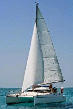 "It's Irie: 35' Catamaran ""Irie"" For Sale"