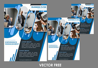 Flyer Design Templates Vector Free Download