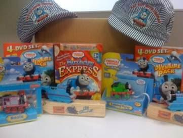 Thomas the Tank Engine Prize Pack