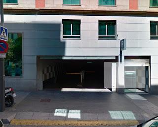 aparcamiento en Madrid al lado de callao