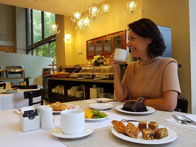 Dica de Hotel na Providencia em Santiago: Hotel Neruda