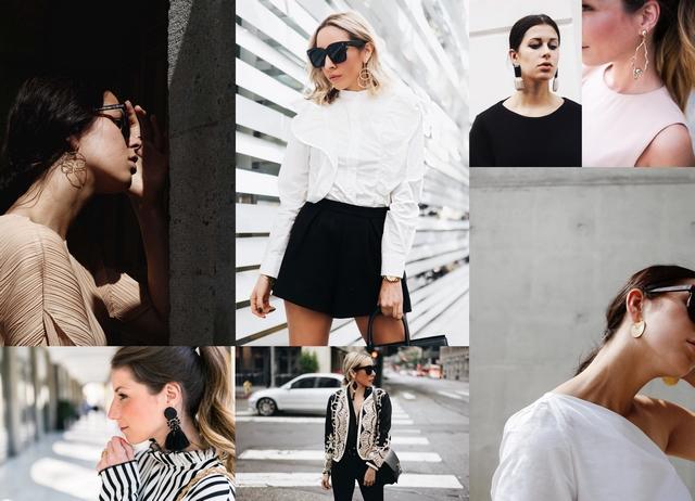 Statement oorbellen trend zomer 2017 mode inspiratie blog