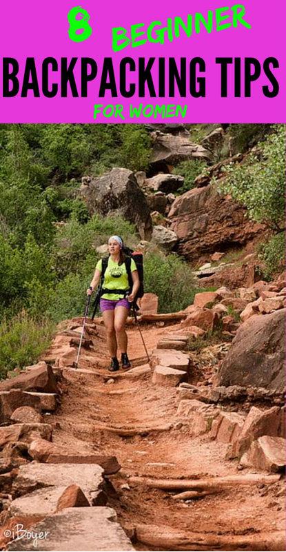 Girl on a Hike: 8 Beginner Backpacking Tips for Women