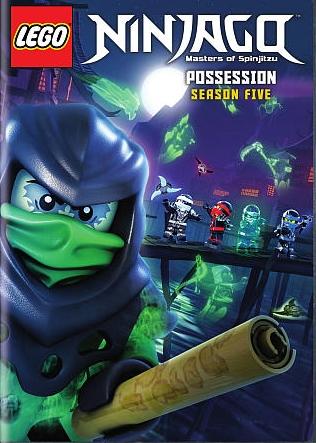 Lego Ninjago Possession: Masters of Spinjitzu – Possession [DVD5][Latino]