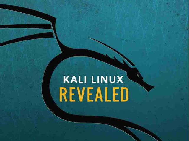 كتاب Kali Linux Revealed , تعليم الكالي لينكس
