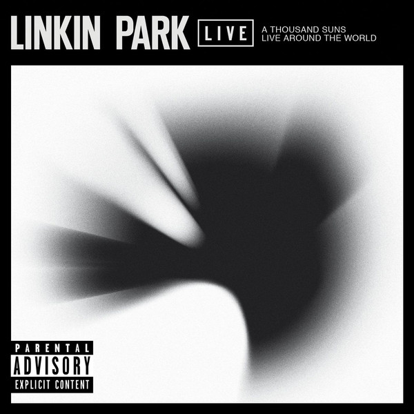 Linkin Park - A Thousand Suns - Live Around the World Cover