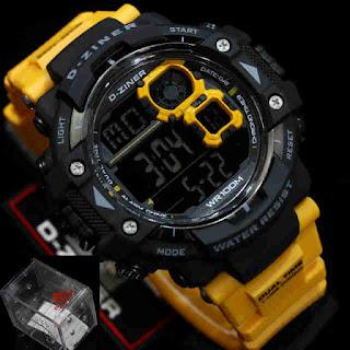 jam tangan original d-ziner - 081938030988