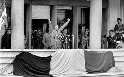 فرنسا الرسمية و الثورة الجزائرية الكبرى