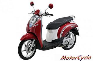 Specs Motorcycle: Honda Scoopy
