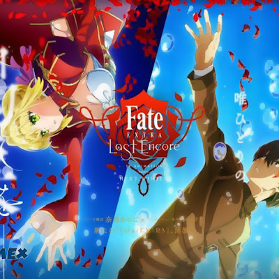 Fate / Extra Last Encore Audio Castellano / Latino 10/10 [MEGA] [MediaFire]