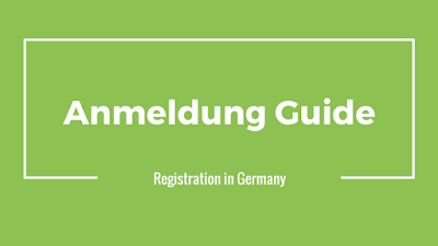 Register in Germany