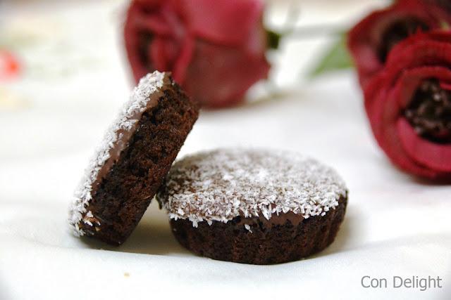 cakelets vegan מיני עוגות טבעוני