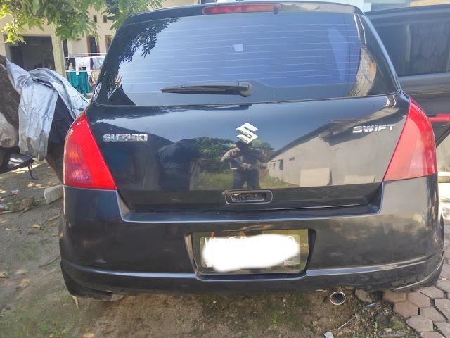 Suzuki Swift bekas 2007