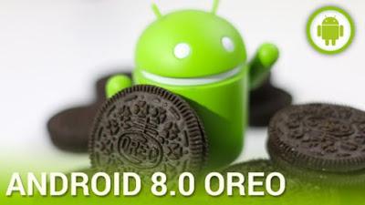 Android OS v8.0 OREO