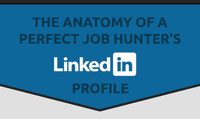 The Anatomy Of A Perfect Job Hunter's LinkedIn Profile
