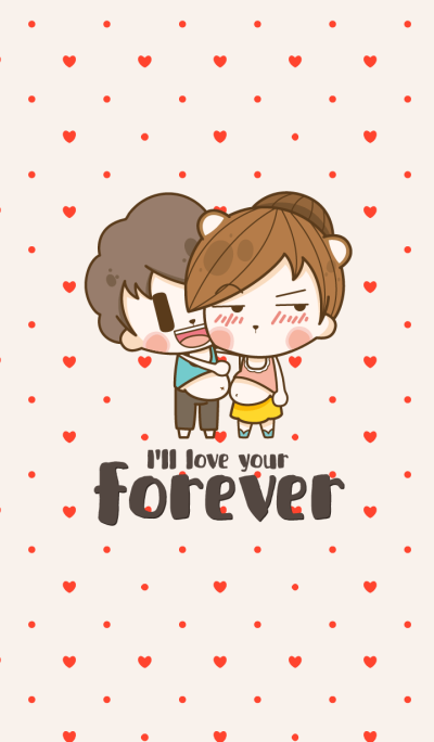 I'll love your forever