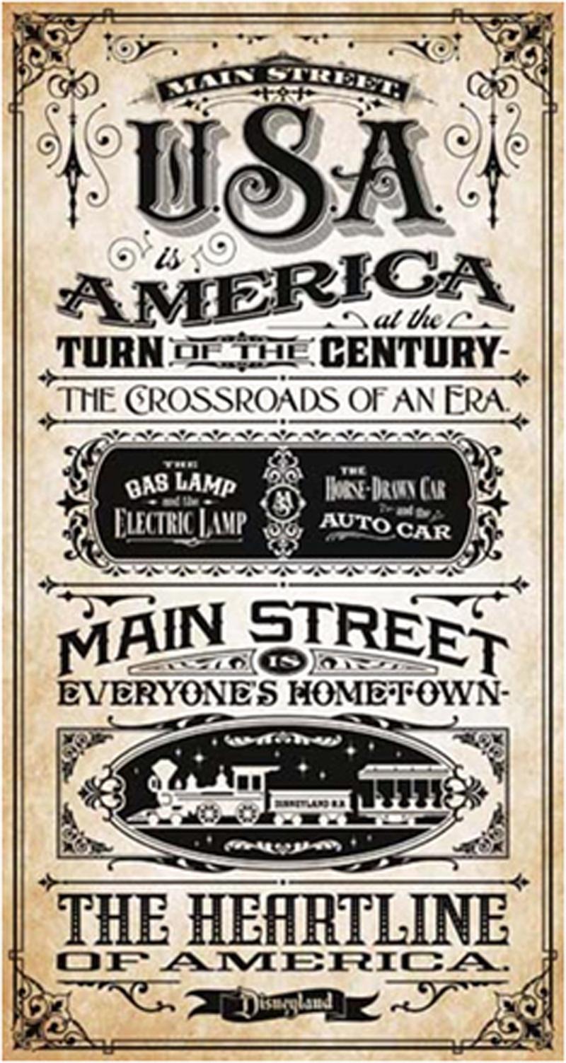 Jeremy Fulton Americana Main Street Mechanical Kingdom Print Art Artist Poster Steampunk Victorian Walt Disney world Disneyland WDW
