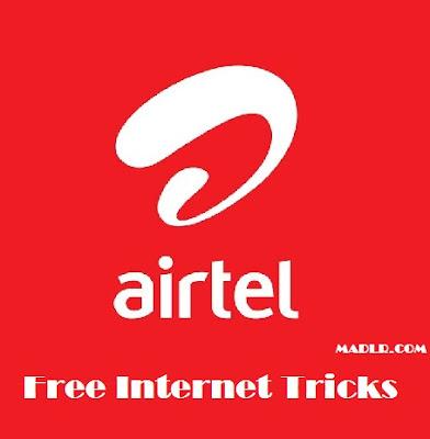 Airtel Free 4G/ 3G Internet Trick December
