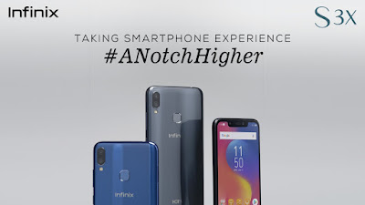 Infinix Hot S3X Features