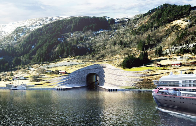 tunel-nave-norvegia-croaziera
