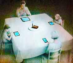 masadan oturan adamlar