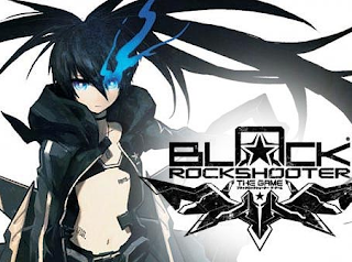 Black Rock Shooter PPSSPP ISO
