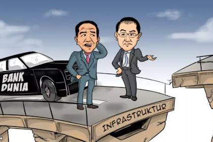 Infrastruktur Sangkuriang, Bikin Jokowi Meriang