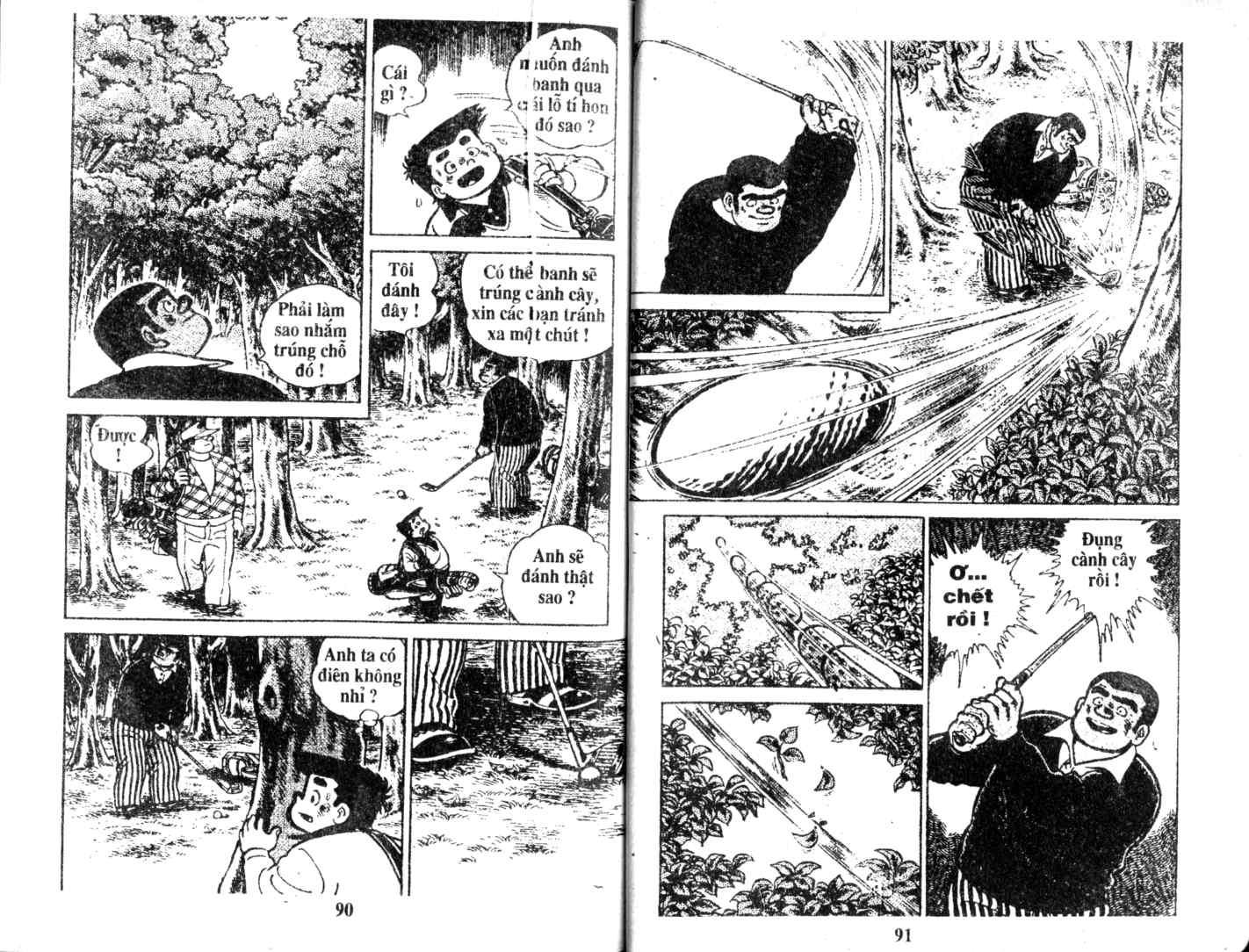 Ashita Tenki ni Naare chapter 15 trang 44