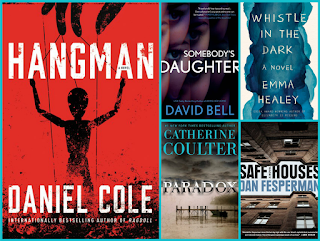 Crime fiction to read in July