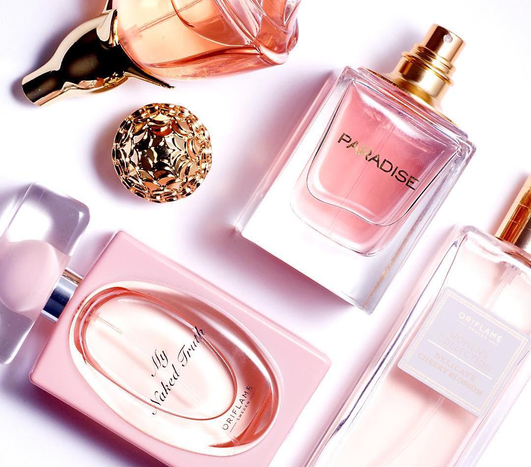 O Perfume é o Presente Perfeito